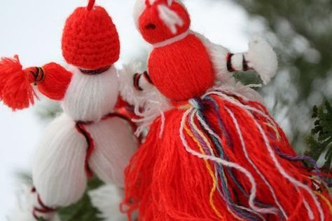 """Baba Marta Day is a holiday celebrated in Bulgaria, on the first of March. """"Baba"""" is the Bulgarian word for """"grandmother"""" and """"Mart"""" is the Bulgarian word ..."""