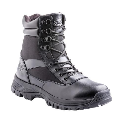 Men's Dickies Javelin 8in Soft Toe Tactical Safety Work Boot Leather