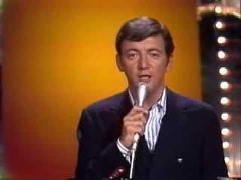 Beyond The Sea - Bobby Darin. I don't know why, but the word 'magical' is the only way I can describe Bobby Darin singing this song. Such a character.