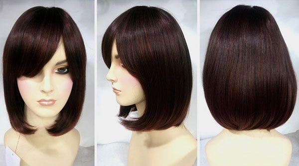 Inilah Manfaat Model Rambut Pendek Sebahu Yang Harus Anda Ketahui Rambut Pendek Wajah Rambut Panjang