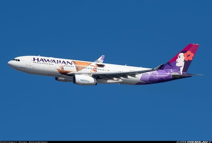 Airbus A330-243 - Hawaiian Air | Aviation Photo #4097511 | Airliners.net