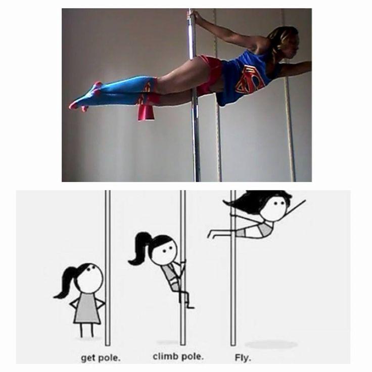 Superman  #PrincessPoleFitness #Pole #PoleFitness #PoleDance #PoleDancer #Fitness #Health #PolePose #Superman