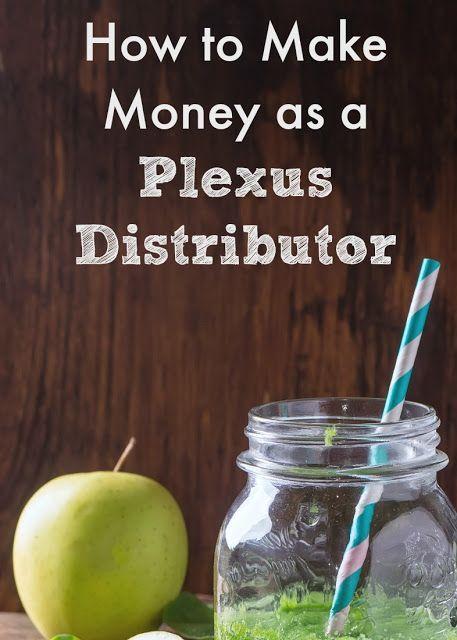 How to Make Money as a Plexus Distributor