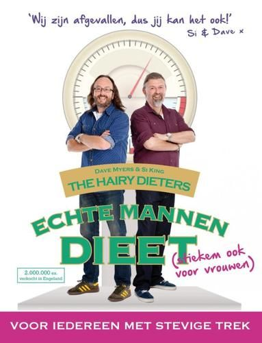 10€ - Het Hairy Bikers Dieetboek - nog steeds stevige maaltijden met magere ingredienten
