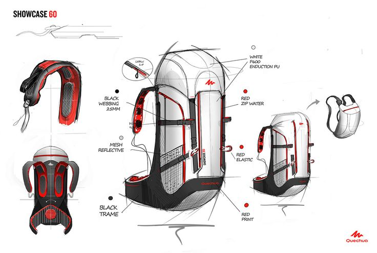BACKPACK Q.LAB on Behance