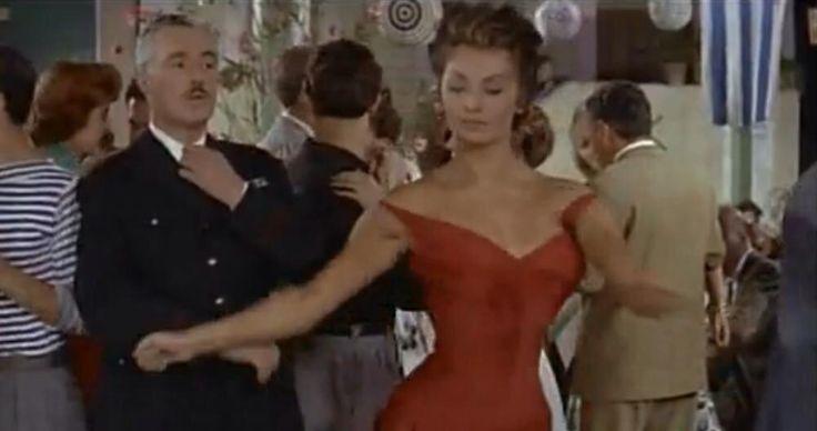 Sofia Loren, Vittorio de Sica