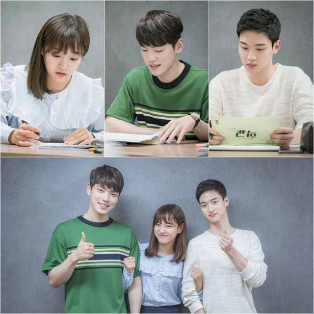 """Updated cast for the upcoming #kdrama """"School 2017"""""""