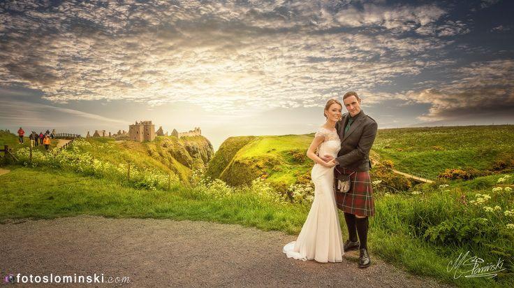 Dzisiaj Szkocja i #DunnottarCastle Uwielbiam to miejsce. A więcej znajdziecie na:  http://ift.tt/17ff5pJ  Zapraszam :)
