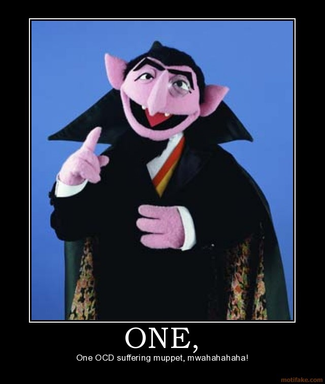 Funny Muppet Meme: The Count...my Son's Favorite Sesame Street Character