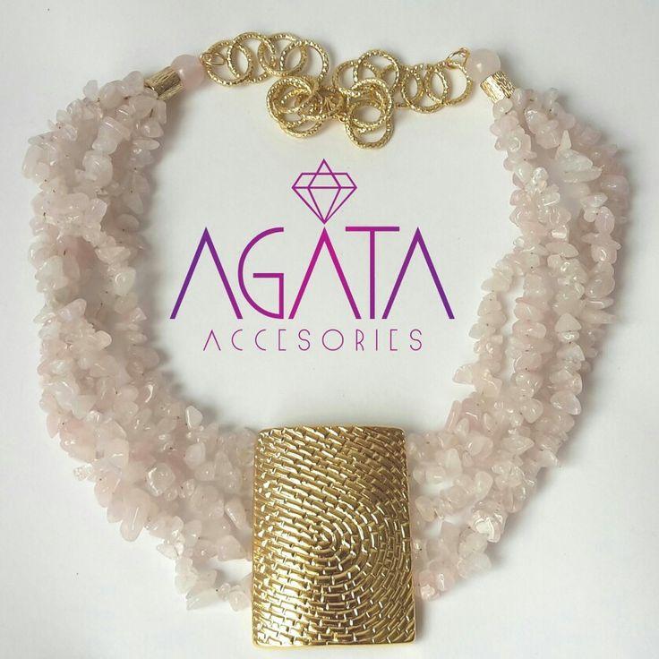 Quarzo necklace.