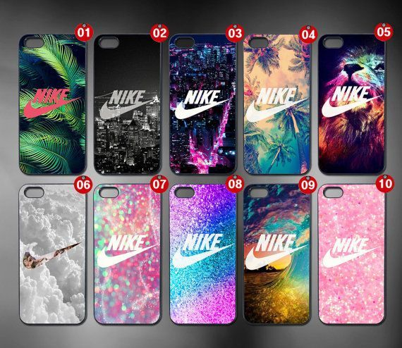 Nike iphone case iphone 4 case iphone 4s by Visualizecasemaster