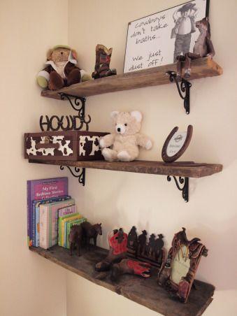Vintage Cowboy Nursery - Nursery Designs - Decorating Ideas - HGTV ...