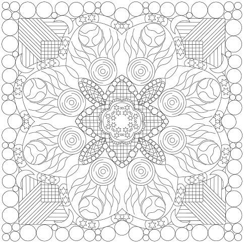 welsh whole cloth quilt designs | New Designs for Whole Cloth Miniature Quilts Available