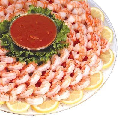 Shop Catering - Seafood Platters - Supreme Shrimp Platter