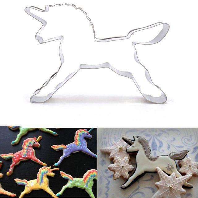 Unicorn Cookie Cutter