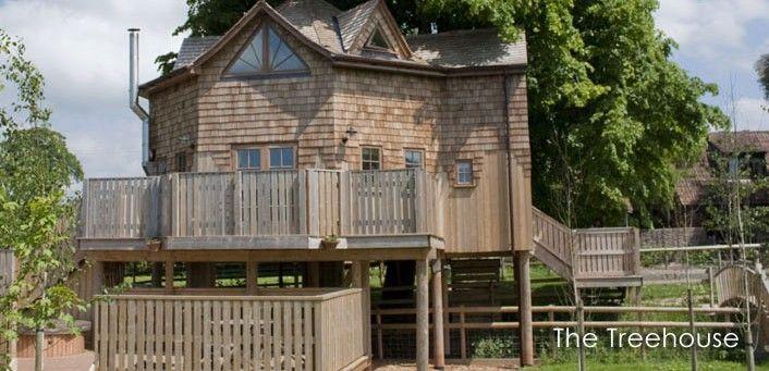 Treehouse escape