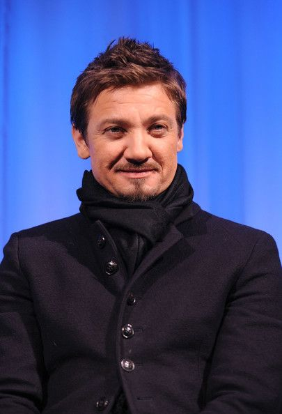 Jeremy Renner attends the Academy of Motion Picture Arts and Sciences Official Academy Members screening of American Hustle at Academy Theater at Lighthouse International on December 7, 2013 in New York City.