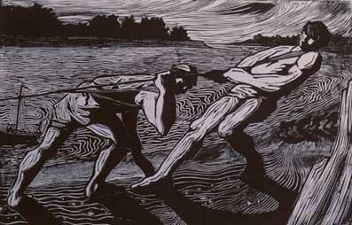 Untitled (1961) - Rafa Nasiri