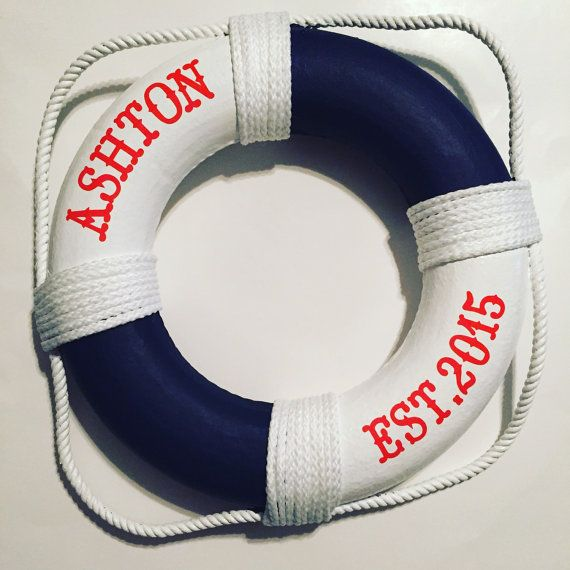 Hey, I found this really awesome Etsy listing at https://www.etsy.com/listing/222335182/life-preserver-decor-life-preserver-ring