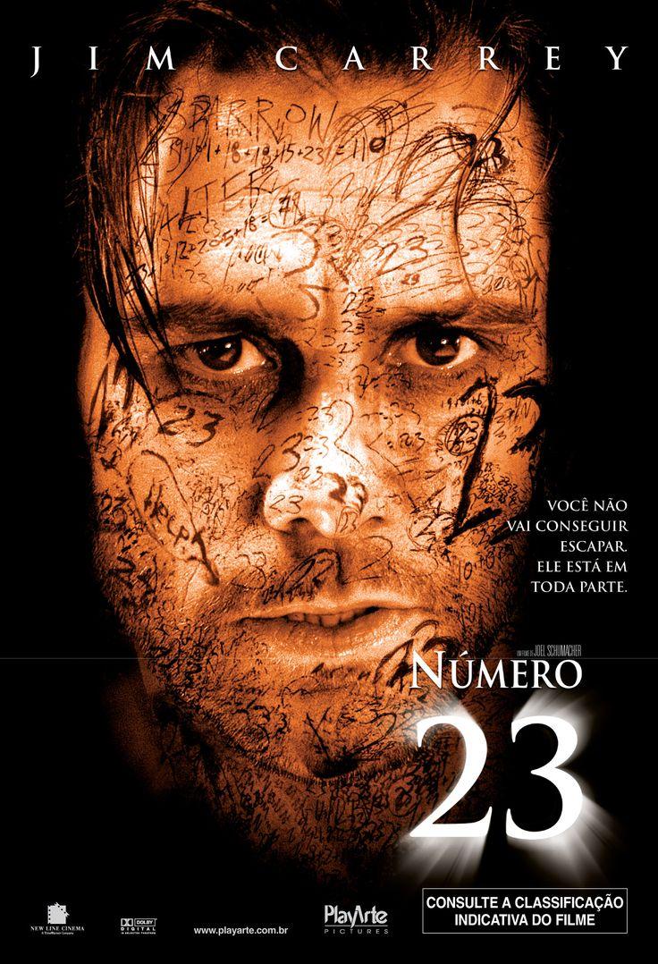 Filme The Number 23 Numero 23 Assistir Filmes Dublado Filme Dublado Filmes