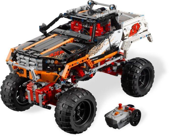 9398-1: 4x4 Crawler