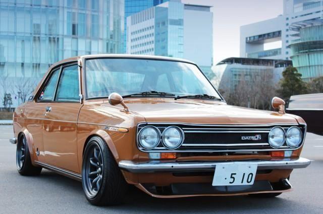 510ブルーバード RSワタナベ