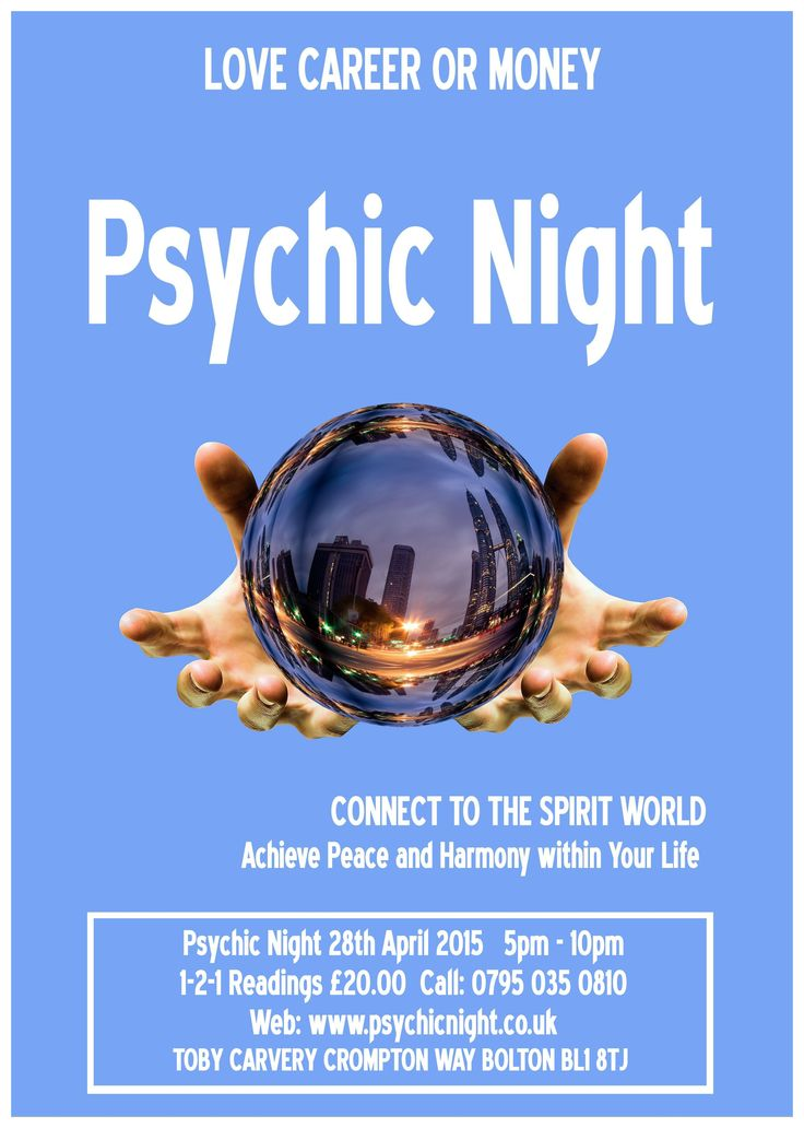 54 Best Psychic Night Images On Pinterest