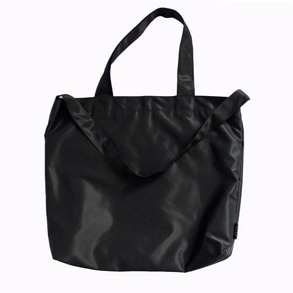 Oversized Vegan Tote Bag/ Handcrafted Beach & Exercise
