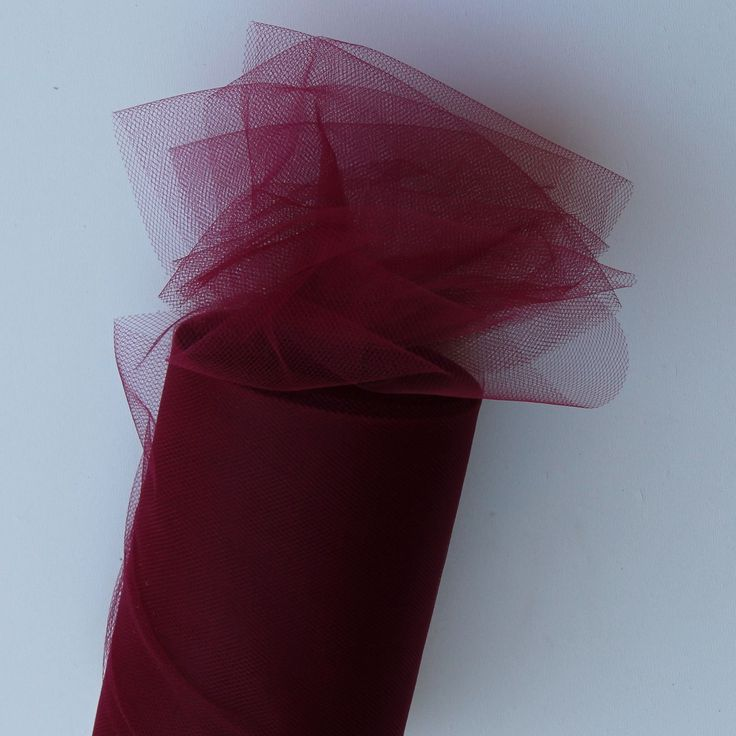 Quality diamond mesh tulle in Burgundy Color 6 inches X 100 yards length. Related Colors: Red Pink Hot Pink Pale Pink Fuchsia Rosy Mauve Peach Fast and low shipping: As a tutu maker myself, I undersWi
