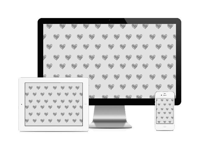 DESCARGA: Fondo de pantalla de corazones - Free Wallpaper Ipod, Ipad, Iphone, Smartphone
