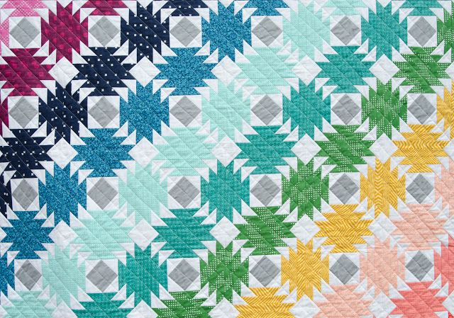 I'm back today with a tutorial on how I made my Pineapple Quilt Block. You can find other tutorials with a Google search, but I haven't see...