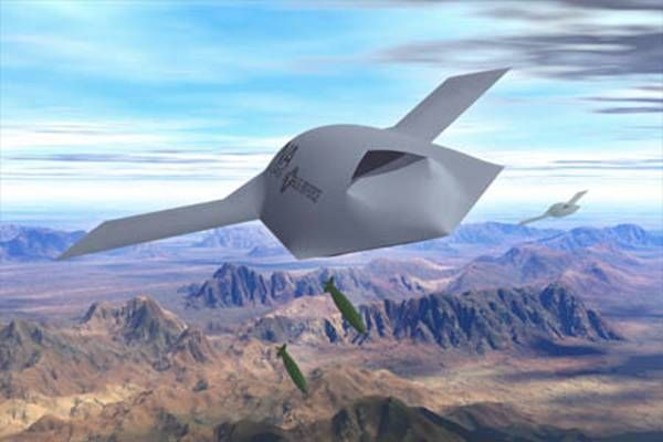 UAV Photos - X-43B Unmanned Aerial Vehicle