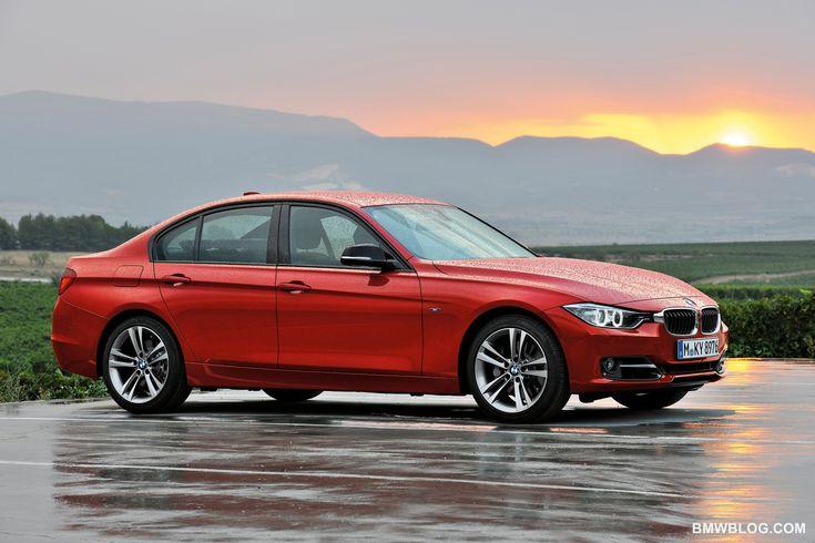 BMW 2012 New gen 3 series