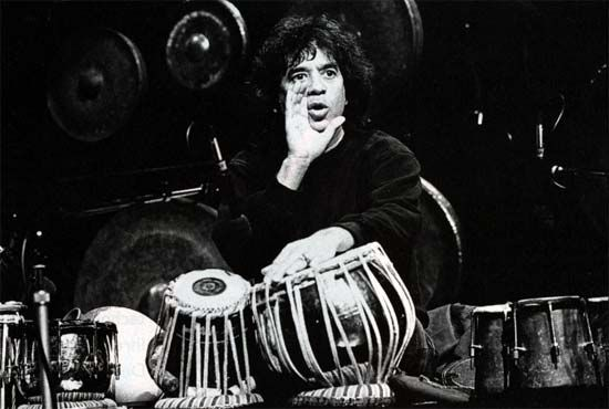Zakir Hussein is today appreciated both in the field of percussion and in the music world at large as an international phenomenon. A classical tabla virtuoso of the highest order, his consistently brilliant and exciting performances have not only established him as a national treasure in his own country, India, but gained him worldwide fame.
