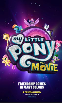My Little Pony: The Movie FULL MOvie Online Free HD [2017]