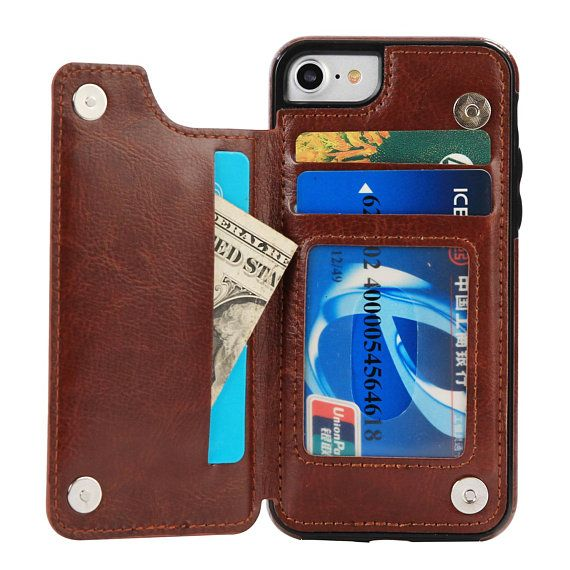 fcb58d53c028 Here is a wax   oil leather phone case made by Skywoo. Designed with  natural mellowness