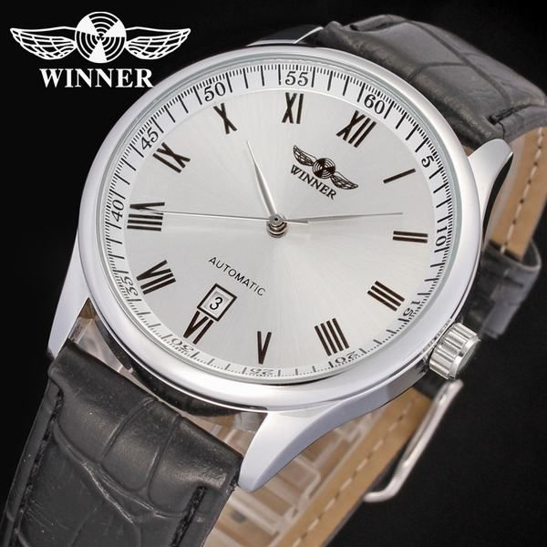 Winner watch Direct factory wholesale cheap automatic watch winder-Forsining Watch Company Limited