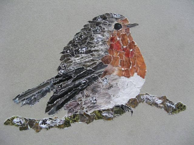 Torn Paper Cuts by Artist Kirsty McNay
