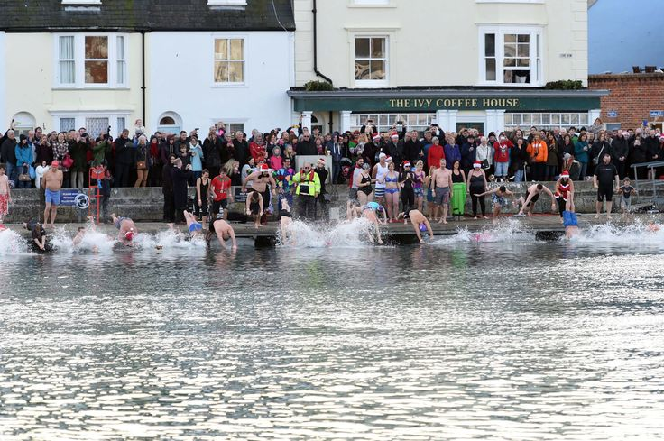 Weymouth & Portland Lions Club Christmas Day swim across the harbour was the best ever in all respects with 278 swimmers raising a record £11,411 for a range of national and local charities and good causes. Most notably SUDEP (Sudden Unexpected Death in Epilepsy) by raising £2,200, Mind £959, Southampton Paediatric ICU £565, RNLI £860, Cancer Research UK £ 508, and, Water Aid £490.