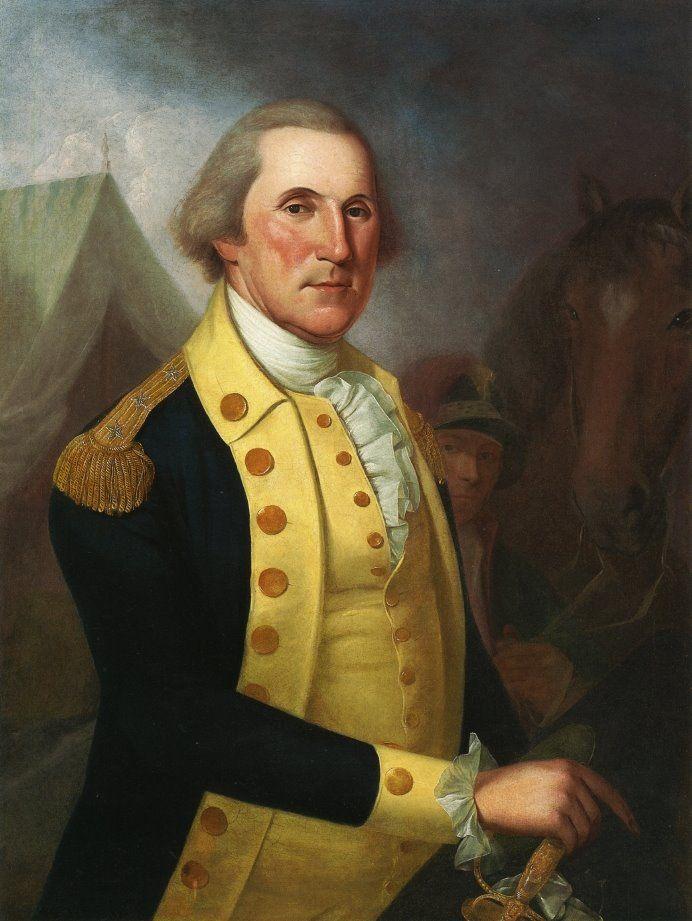 george washington   ... of George Washington by James Peale   President George Washington