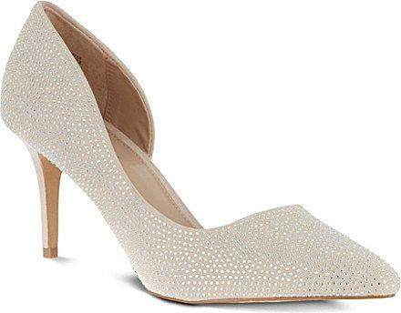 Carvela Gin diamanté-embellished court shoes on shopstyle.co.uk