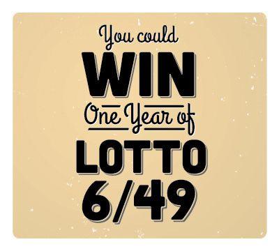 1000 649 lottery