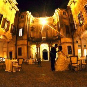 Location matrimoni Raggiungibile dalla provincia di Lodi - Castello Procaccini