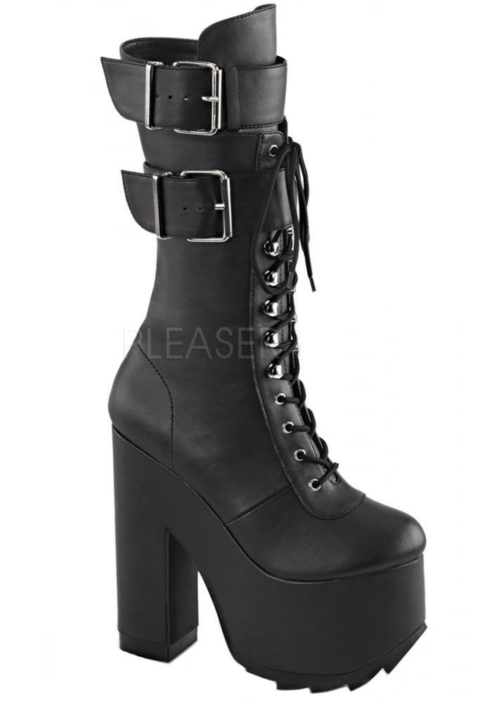 CRAMPS 02 Gothic Punk Rock Demonia USA Boots Stiefel