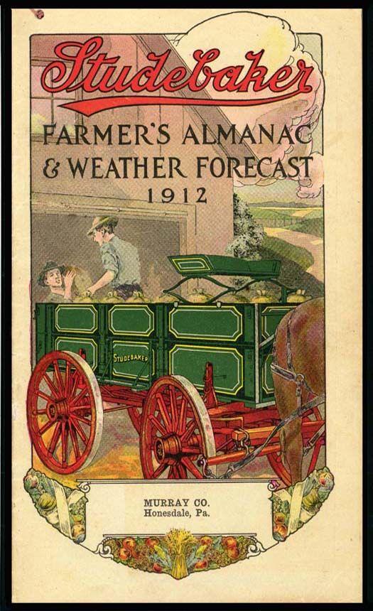 Almanac 1912