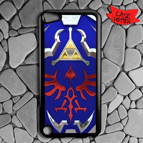 The Legend Of Zelda iPod 5 Black Case