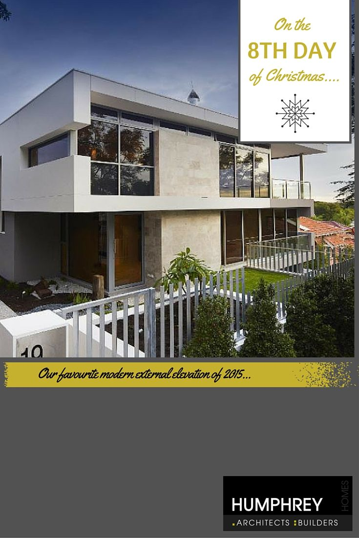 On the 8th day of Christmas #12daysofchristmas #perthbuilders #pertharchitectures #favouritebuildings #architecture