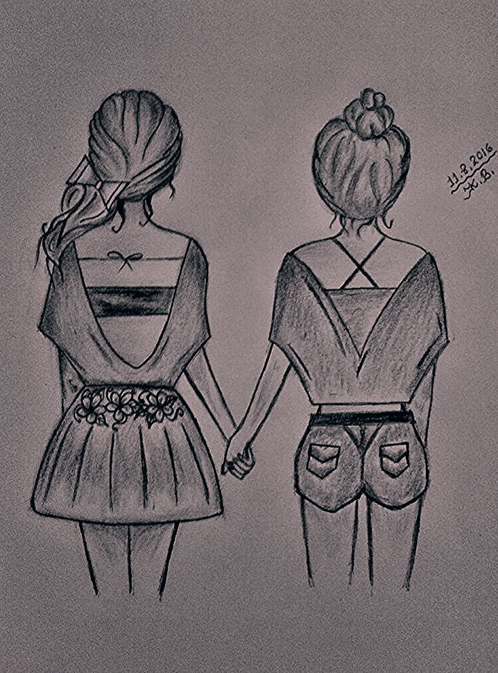 Bff Drawings Cute : drawings, Campbell, Sketches, Drawings,, Drawings, Sketches,, Drawing