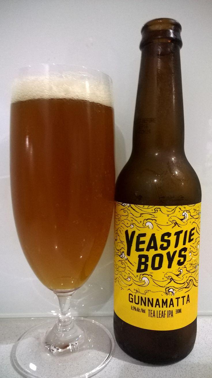 Yeastie Boys - Gunnamatta Tea Leaf IPA