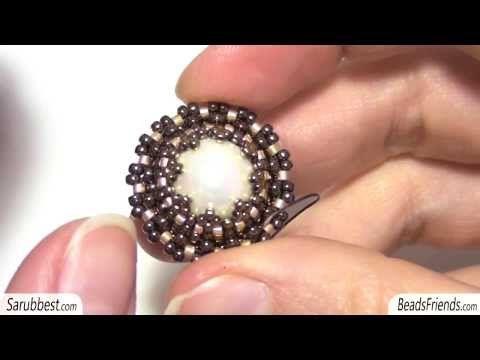 come incastonare una perla da 12mm
